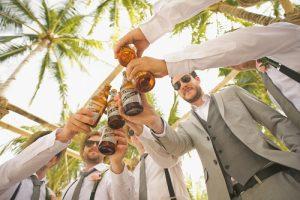 piwo na weselu